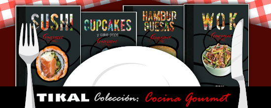 libros Cocina Gourmet