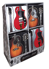 Expositor Guitars (16 ejemplares)