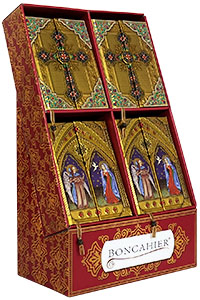 Expositor Arte Sacro (16 ejemplares)
