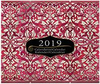Calendario Las mil y una noches 2019