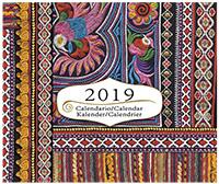 Calendario Patchwork 2019