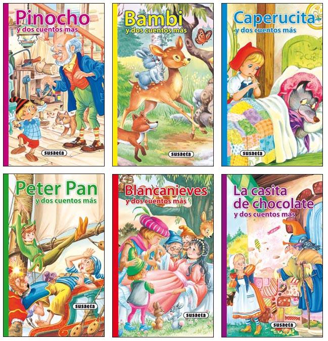 libros infantiles nombres