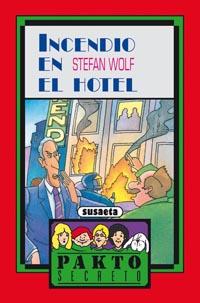 Incendio en el hotel