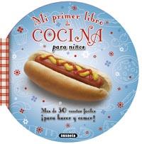 Mi primer libro de cocina para niños