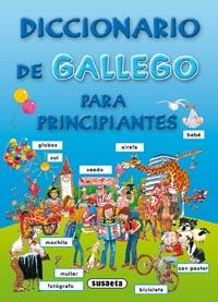Diccionario de gallego para principiantes