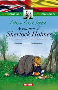 Aventuras de Sherlock Holmes (español/inglés)