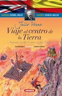Viaje al centro de la Tierra (español/inglés)