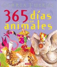 365 días con animales. Gloria Fuertes