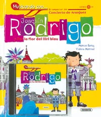 Joaquín Rodrigo y Per la flor del lliri blau