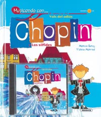 Chopin y Las sílfides