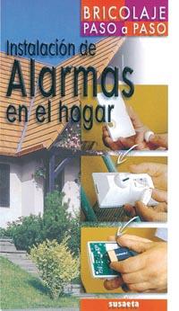 Instalación de alarmas en el hogar