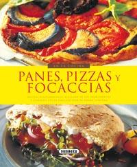 Panes, pizzas y focaccias