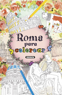 Roma para colorear