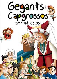 Gegants i Capgrossos amb adhesius