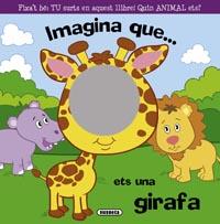 Imagina que... ets una girafa