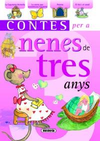 Contes per a nenes de tres anys