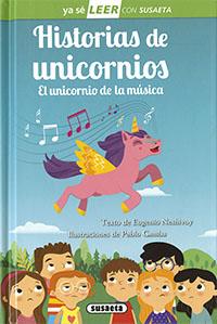 Historias de unicornios. El unicornio de la música