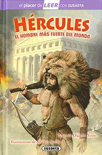 Hércules, el hombre más fuerte del mundo