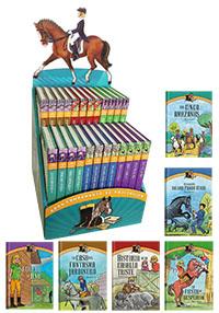 Expositor Campamento de equitación (24 ejemplares)