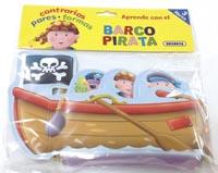Aprende con el barco pirata contrarios, pares y formas