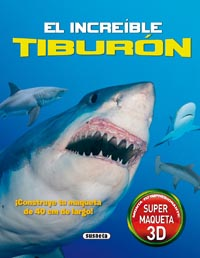 El increíble tiburón