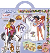 Mi maleta de ponis