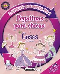 Pegatinas para chicas - Cosas de chicas