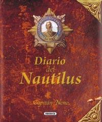 Diario del Nautilus. Capitán Nemo