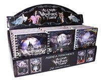 Estuche agenda escolar permanente vampiros y terror (24 ejemplar