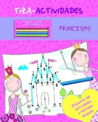 Tiza-actividades princesas