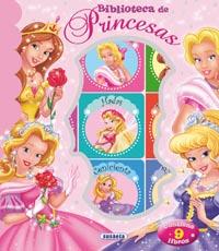 Biblioteca de princesas