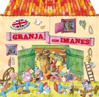 Granja con imanes en inglés