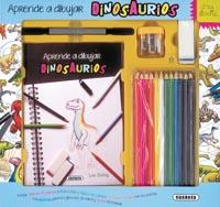 Aprende a dibujar dinosaurios