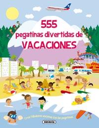 555 pegatinas divertidas de vacaciones