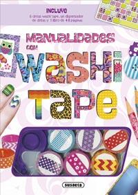 Manualidades con washi tape