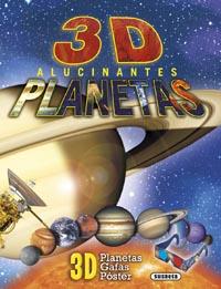 3D alucinantes planetas