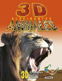 3D alucinantes animales