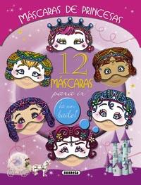 Máscaras de princesas