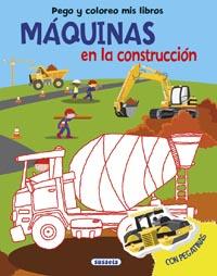 Máquinas en la construcción