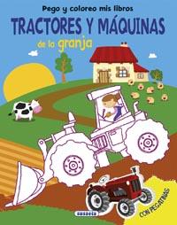 Tractores y máquinas de la granja