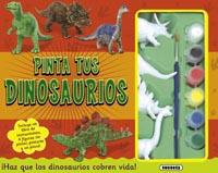 Pinta tus dinosaurios