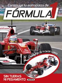 Construye tu monoplaza de Fórmula 1