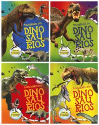Actividades con dinosaurios (4 títulos)