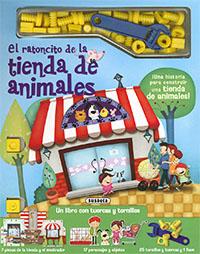 El ratoncito de la tienda de animales