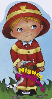 Miguel, bombero
