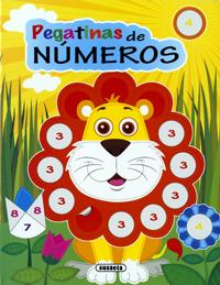 Pegatinas de números