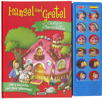 La casita de chocolate - Hansel and Gretel