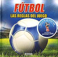 Fútbol, las reglas del juego Mundial 2018
