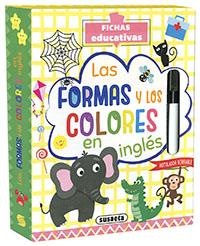 Las formas y los colores en inglés