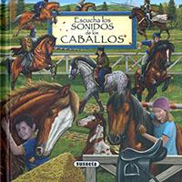Escucha los sonidos de los caballos